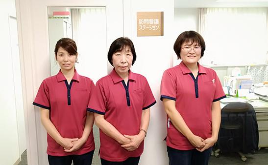 写真: 訪問看護ステーションのイメージ