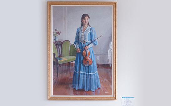 「青衣のヴァイオリニスト」-2016年-