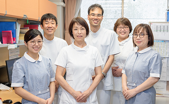 写真: 地域医療連携室のイメージ