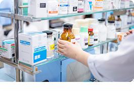 薬剤管理科