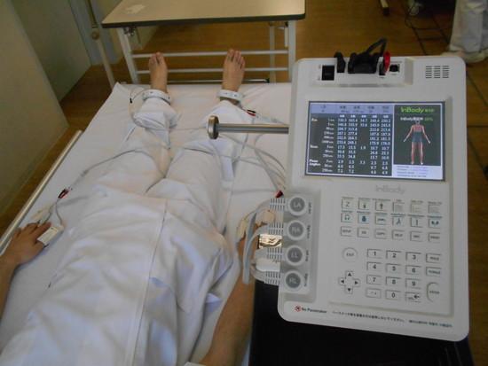医療用体成分分析装置  InBody S10