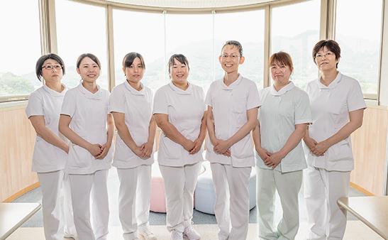 写真: 看護部のイメージ